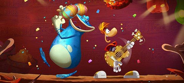 Rayman Fiesta Run (Plattformer) von Ubisoft