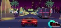 198X: Bunter Retro-Genremix mit nachdenklichem Handlungsrahmen