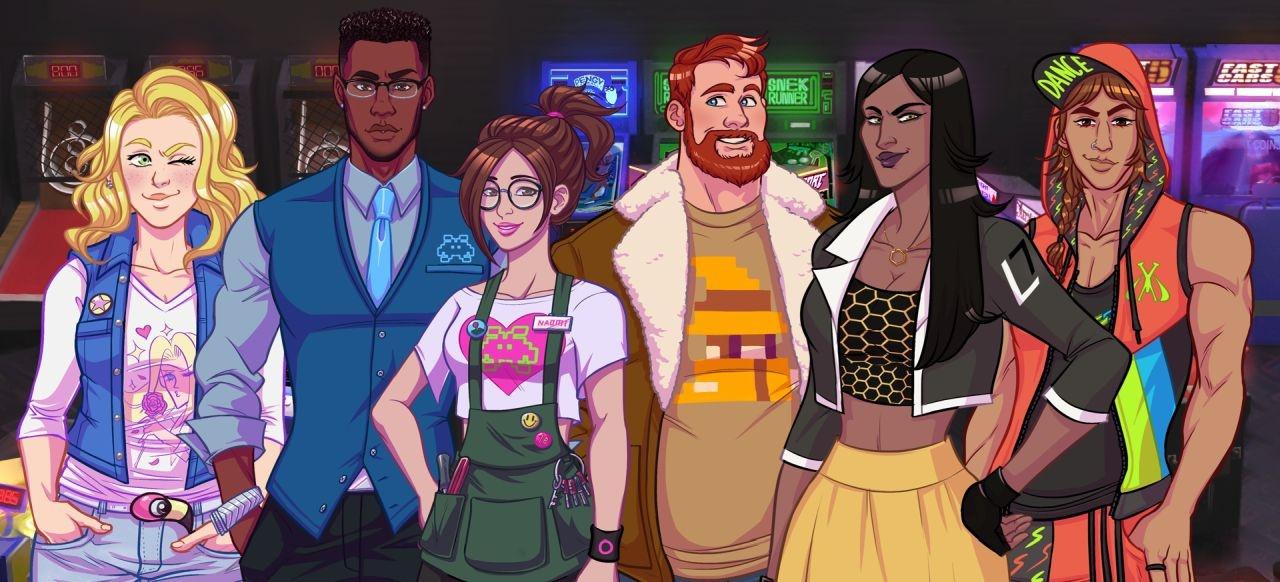 Arcade Spirits (Adventure) von PQube