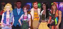 Arcade Spirits: Visual Novel für Spielhallen-Liebhaber erscheint Mitte Februar auf Steam