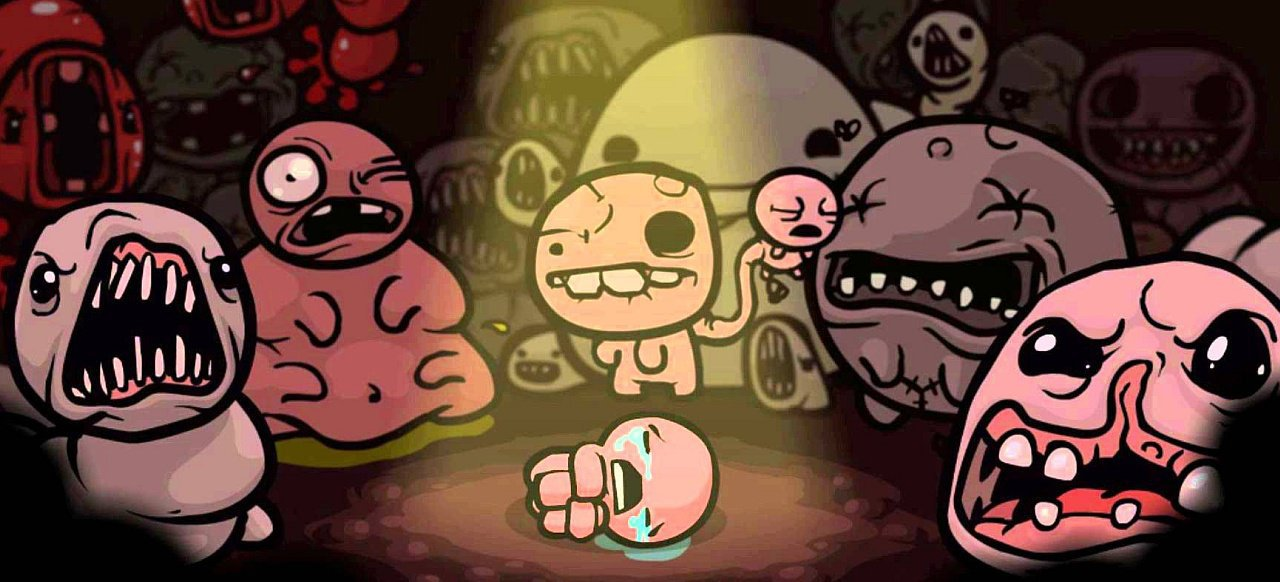 The Binding of Isaac: Rebirth  (Action-Adventure) von Nicalis