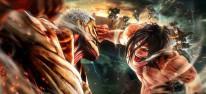 A.O.T. 2: Kampfsystem im Trailer: Buddy-Actions, Hook-Drive, Titan-Transformation und brutale Attacken
