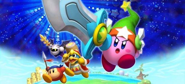 Kirby's Adventure Wii (Plattformer) von Nintendo