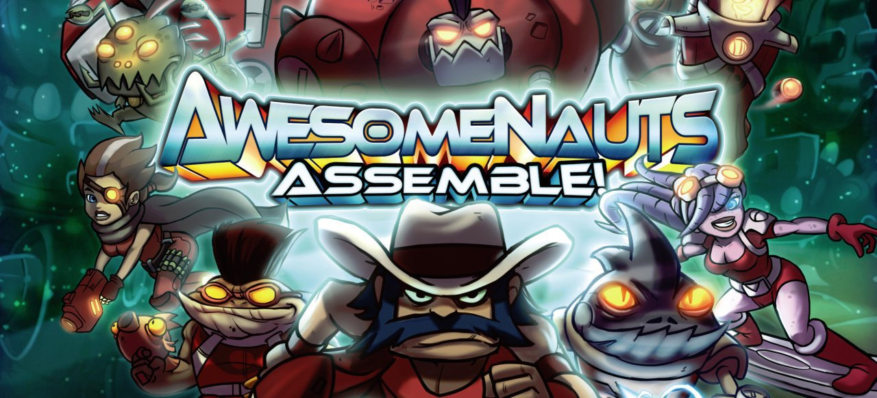 Awesomenauts: Assemble! (Action) von Soedesco