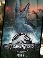 Alle Infos zu Jurassic World Pinball (PC,PlayStation4,PlayStation4Pro,Switch,XboxOne,XboxOneX)