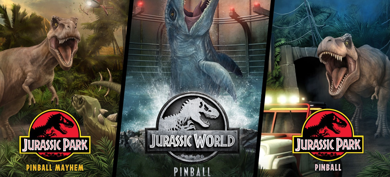 Jurassic World Pinball (Musik & Party) von Zen Studios