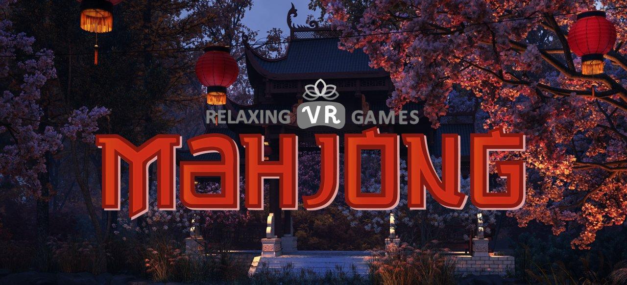 Relaxing VR Games: Mahjong (Logik & Kreativität) von Daedalic Entertainment