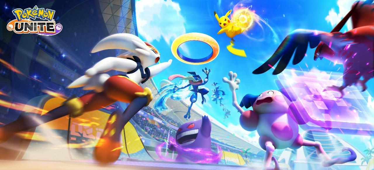 Pokémon Unite (Taktik & Strategie) von The Pokémon Company