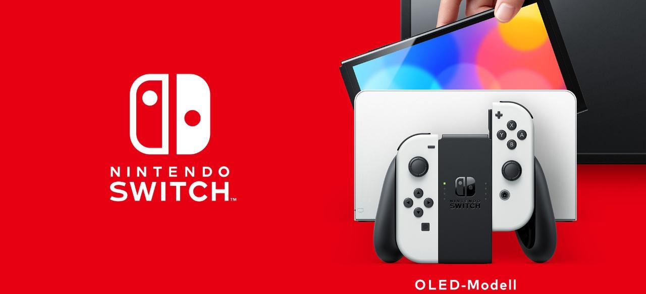 Nintendo Switch (OLED-Modell) (Hardware) von Nintendo