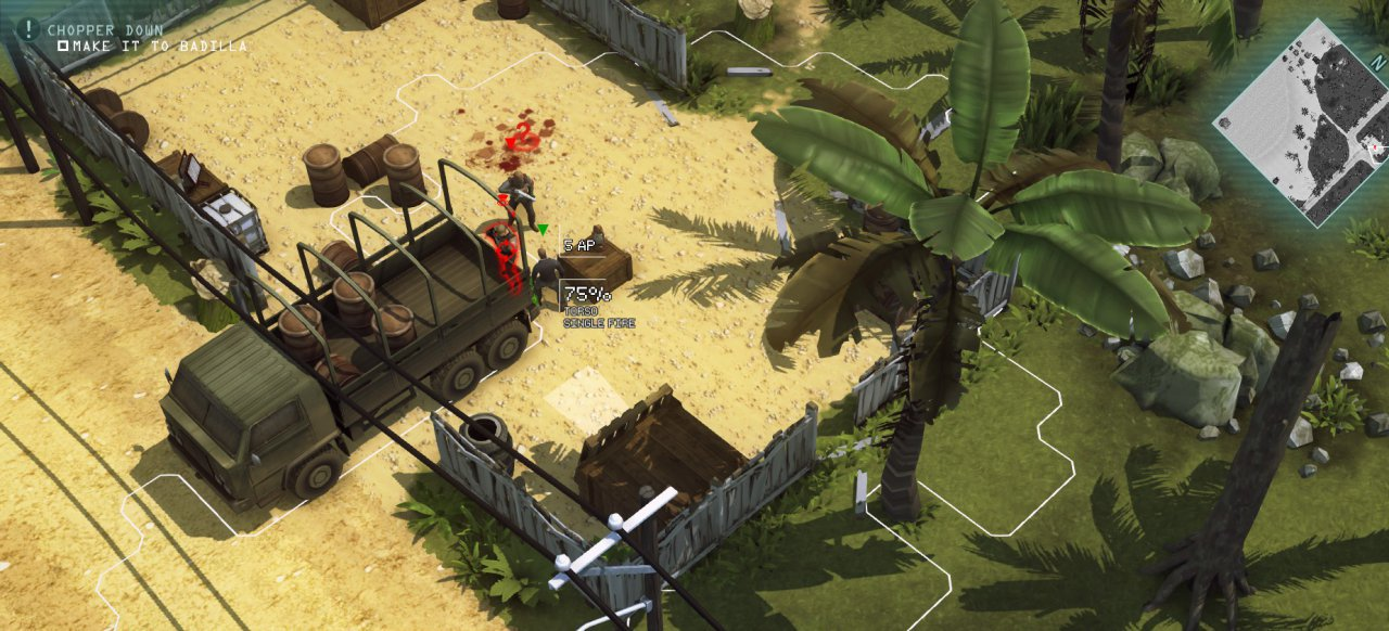 Jagged Alliance: Flashback (Taktik & Strategie) von Full Control