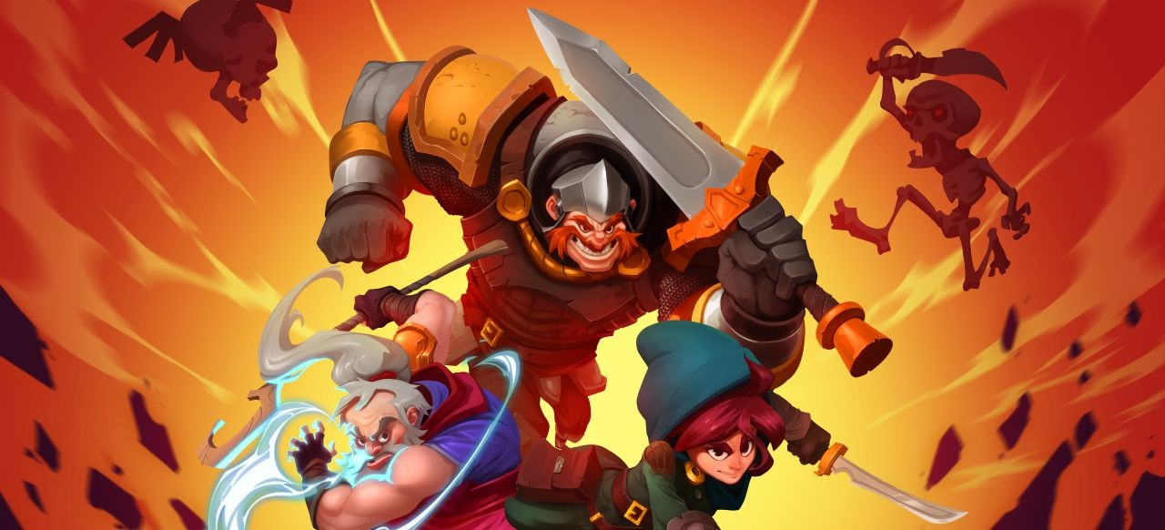 Has-Been Heroes (Taktik & Strategie) von GameTrust