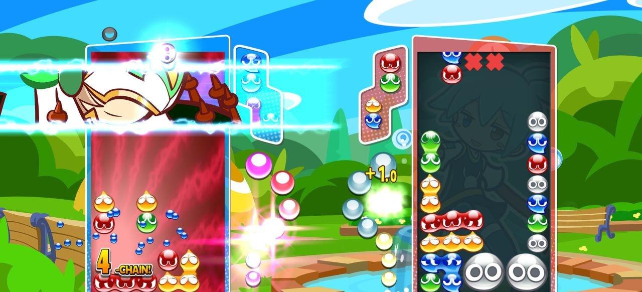 Puyo Puyo Champions (Geschicklichkeit) von SEGA