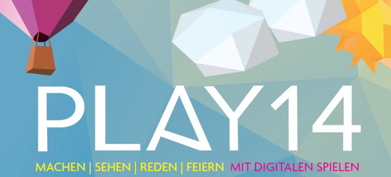 PLAY14: Festival für kreatives Computerspielen (Events) von Initiative Creative Gaming e.V