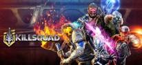 Killsquad: Aufträge für Weltraum-Kopfgeldjäger: Kooperatives Action-Rollenspiel in den Early Access gestartet