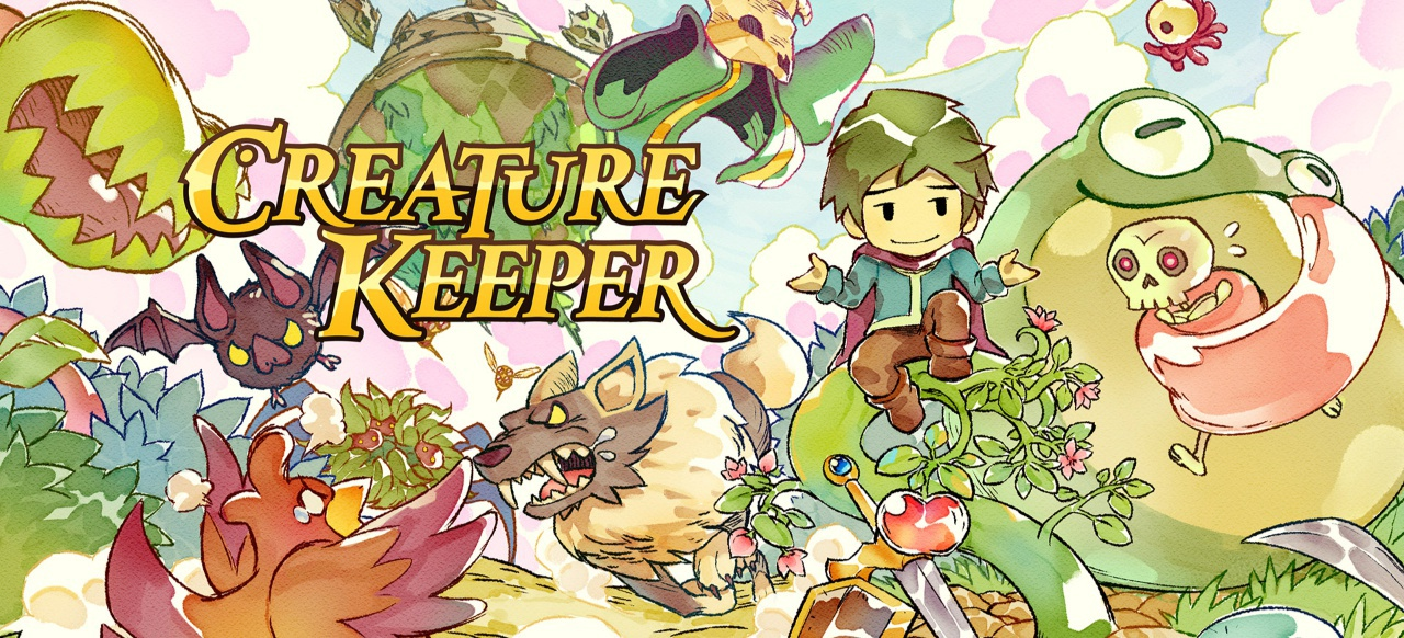 Creature Keeper (Action-Adventure) von