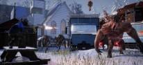Earthfall: Invasion-Update: Hordenmodus, Fortschrittssystem und neue Waffen-Sounds