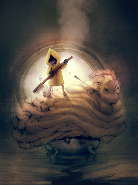 Alle Infos zu Little Nightmares (PC,PlayStation4,XboxOne)