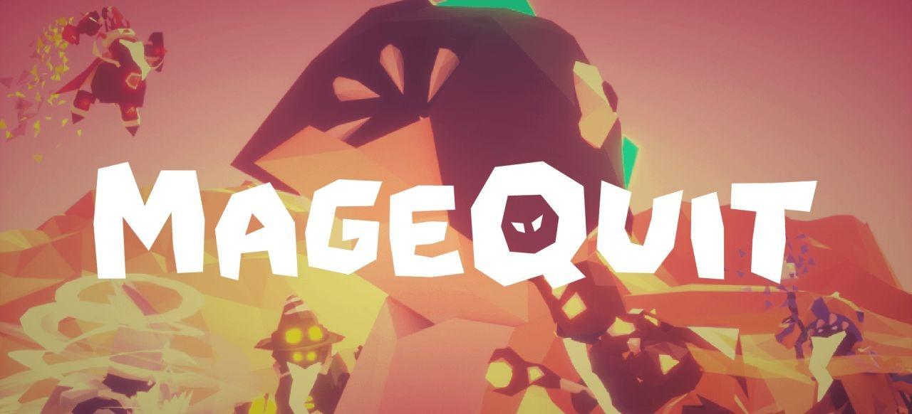 MageQuit (Arcade-Action) von Bowlcut Studios