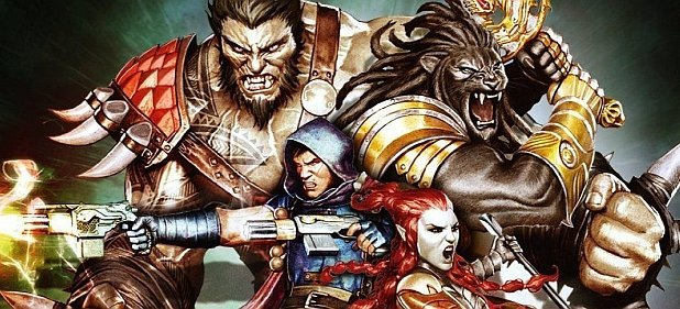 Heroes of Ruin (Rollenspiel) von Square Enix / Nintendo
