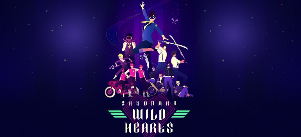 Sayonara Wild Hearts (Arcade-Action) von Annapurna Interactive