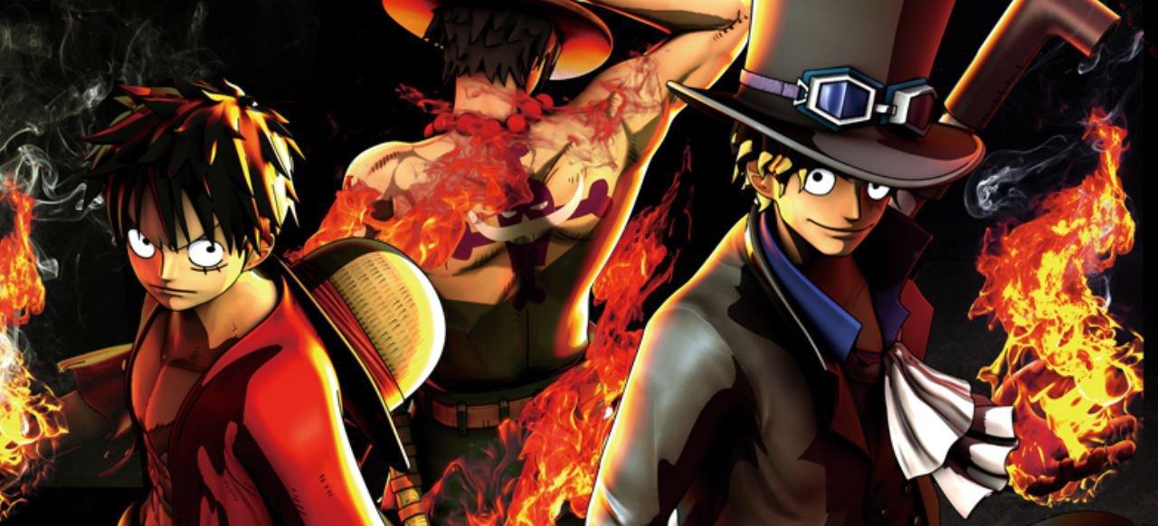 One Piece: Burning Blood (Action) von Bandai Namco