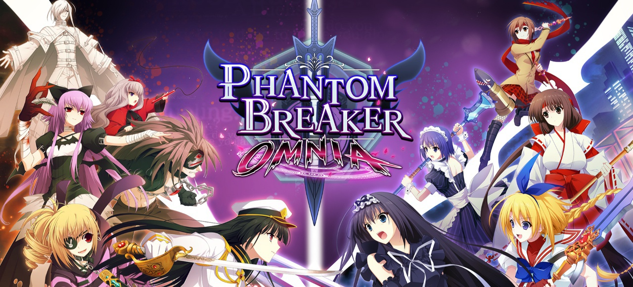 Phantom Breaker: Battle Grounds Overdrive (Action) von 7sixty Publisher