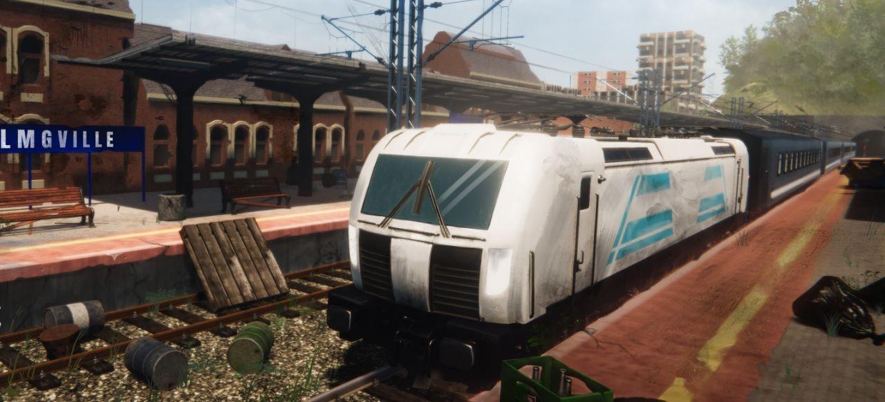 Train Station Renovation (Simulation) von Live Motion Games / PlayWay