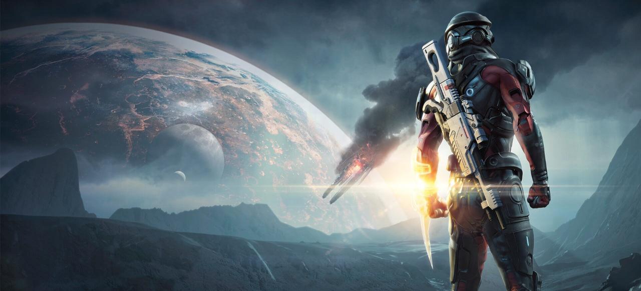 Mass Effect: Andromeda (Rollenspiel) von Electronic Arts