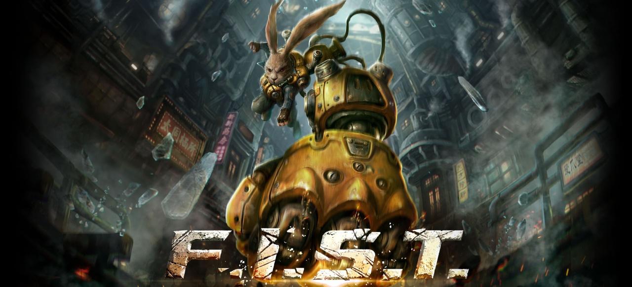 F.I.S.T.: Forged in Shadow Torch (Plattformer) von bilibili