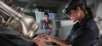 Microsoft HoloLens 2: Nachfolger des Mixed-Reality-Headsets richtet sich primär an Geschäftskunden