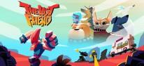 The Last Friend: PC-Auftakt für die Kreuzung aus Tower Defense und Prügelspiel