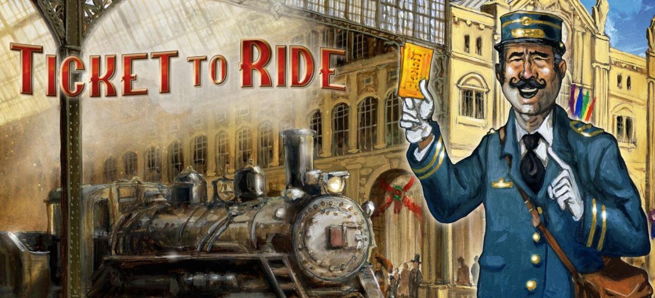 Zug um Zug (Strategie) von Asmodee Digital
