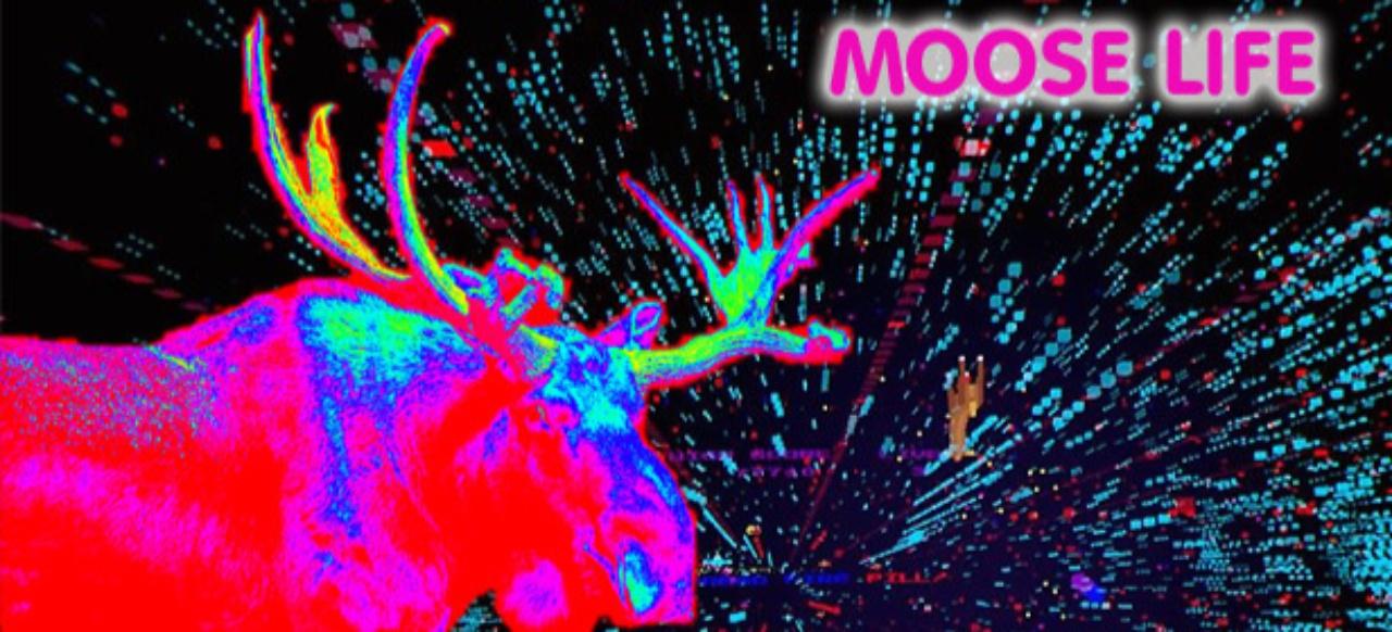 Moose Life (Arcade-Action) von Llamasoft