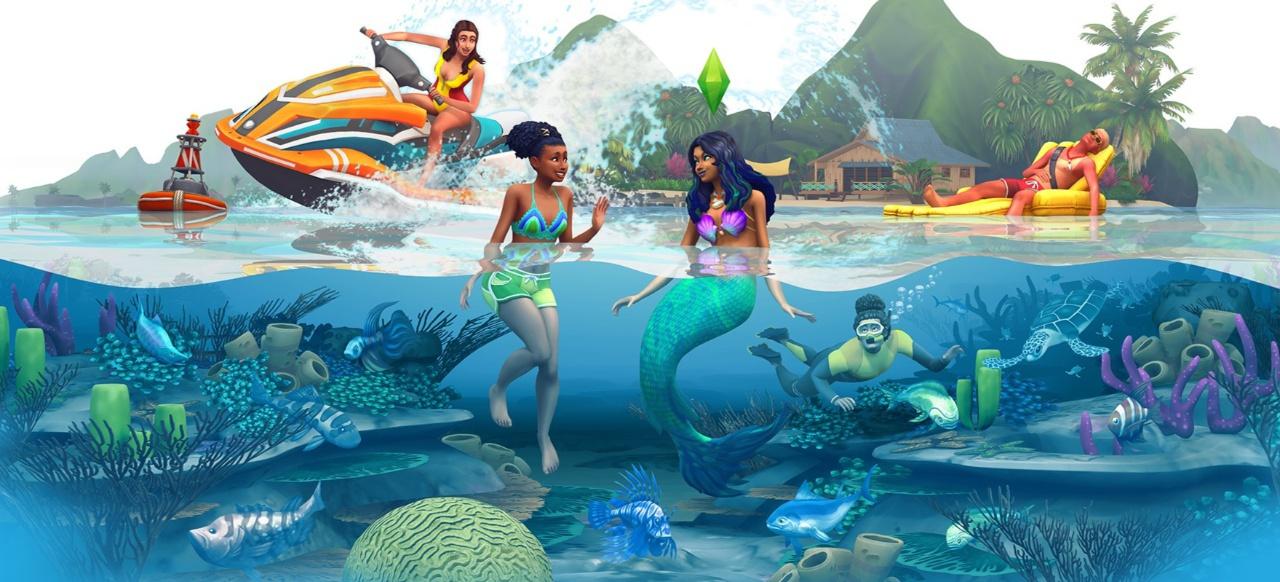Die Sims 4: Inselleben (Simulation) von EA