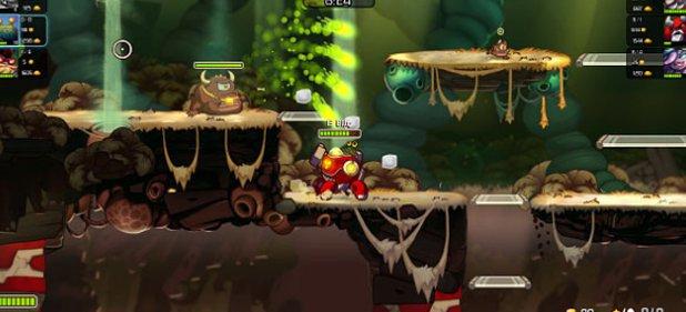 Awesomenauts: Starstorm (Arcade-Action) von Ronimo Games