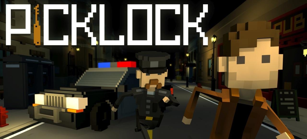 Picklock (Action-Adventure) von Deqaf Studio / No Gravity Games