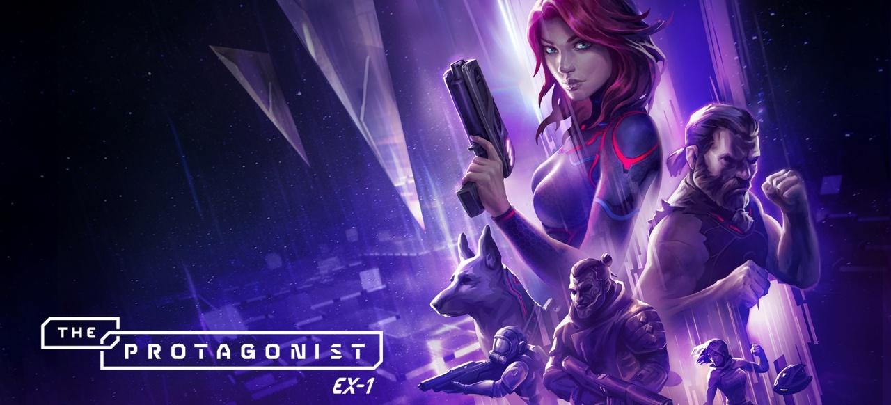 The Protagonist: EX-1 (Taktik & Strategie) von 3Mind Games / All in! Games