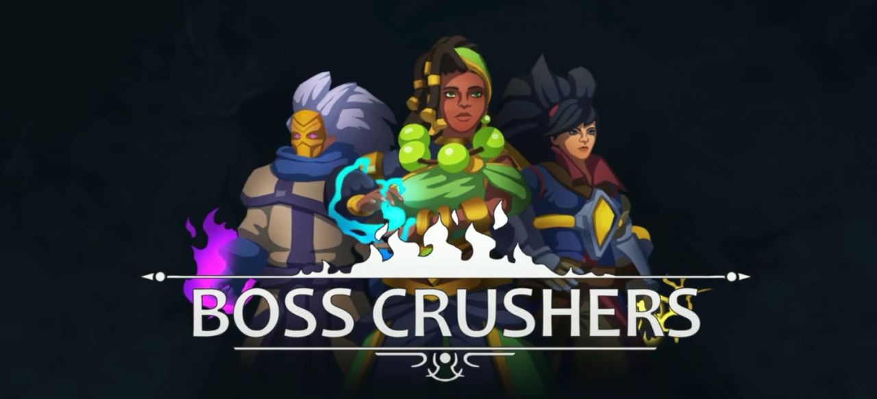 Boss Crushers (Action) von Space Horse