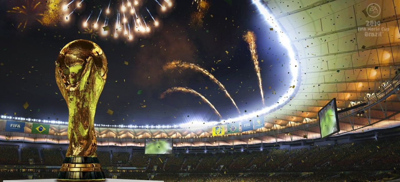 FIFA Fussball-Weltmeisterschaft Brasilien 2014 (Sport) von Electronic Arts
