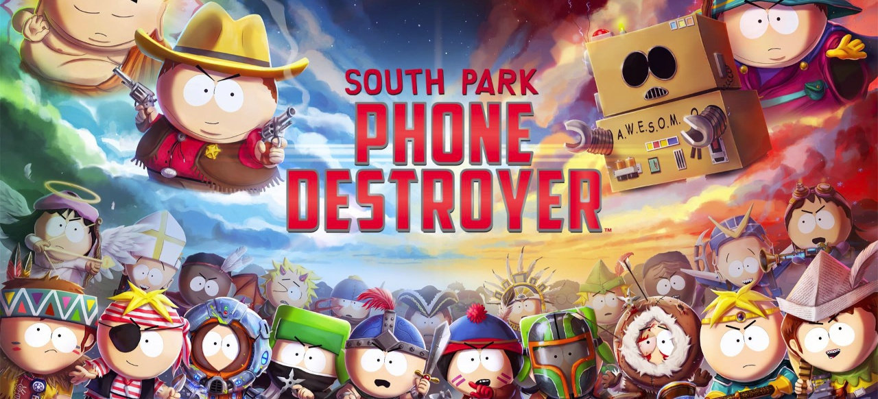 South Park: Phone Destroyer (Taktik & Strategie) von Ubisoft