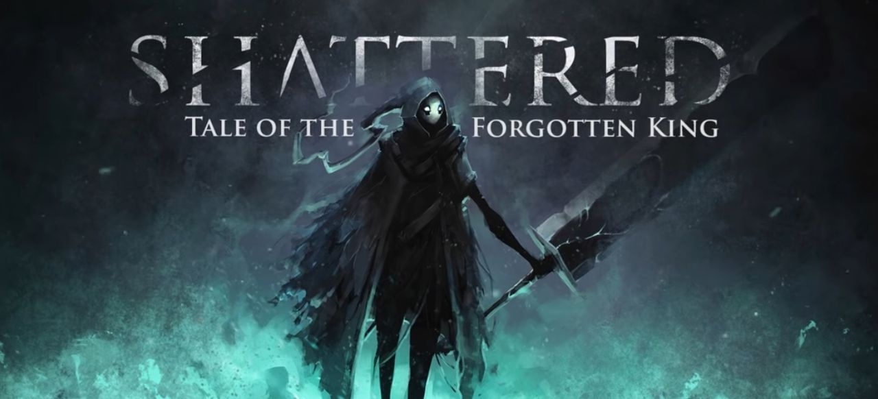 Shattered - Tale of the Forgotten King (Rollenspiel) von Redlock Studio / Square Enix Collective