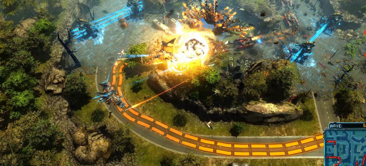 X-Morph: Defense (Action) von EXOR Studios