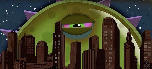 Tales from Space: Mutant Blobs Attack (Geschicklichkeit) von DrinkBox Studios