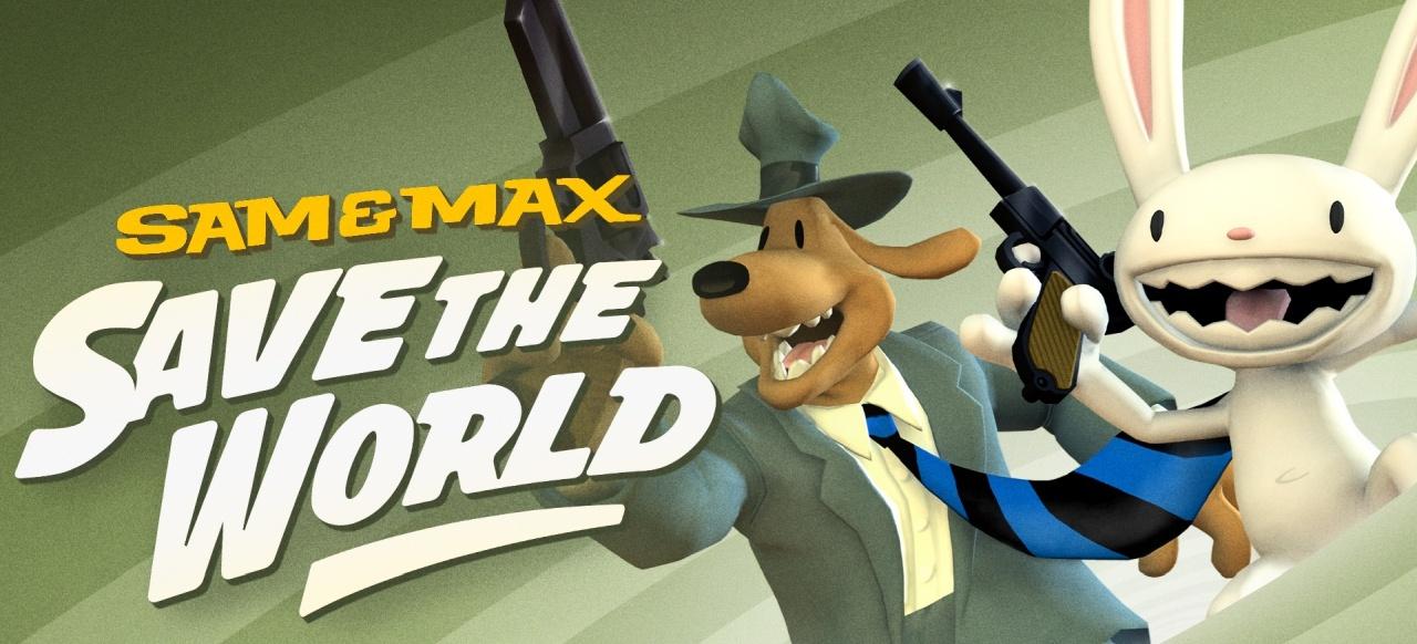 Sam & Max Save the World - Remastered (Adventure) von Skunkape Games