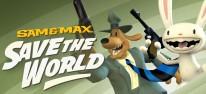 Sam & Max Save the World - Remastered: Demo der überarbeiteten Neuauflage im eShop & PC Collector's Edition