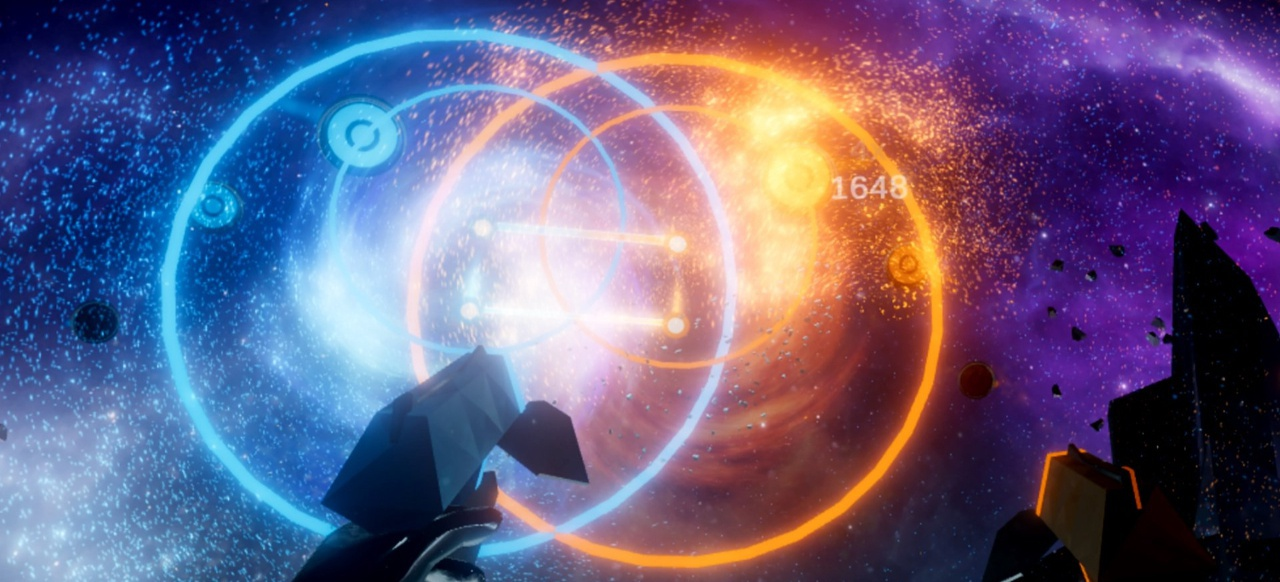 Audica: Harmonix' Musikspiel-Shooter erscheint im Herbst für PSVR