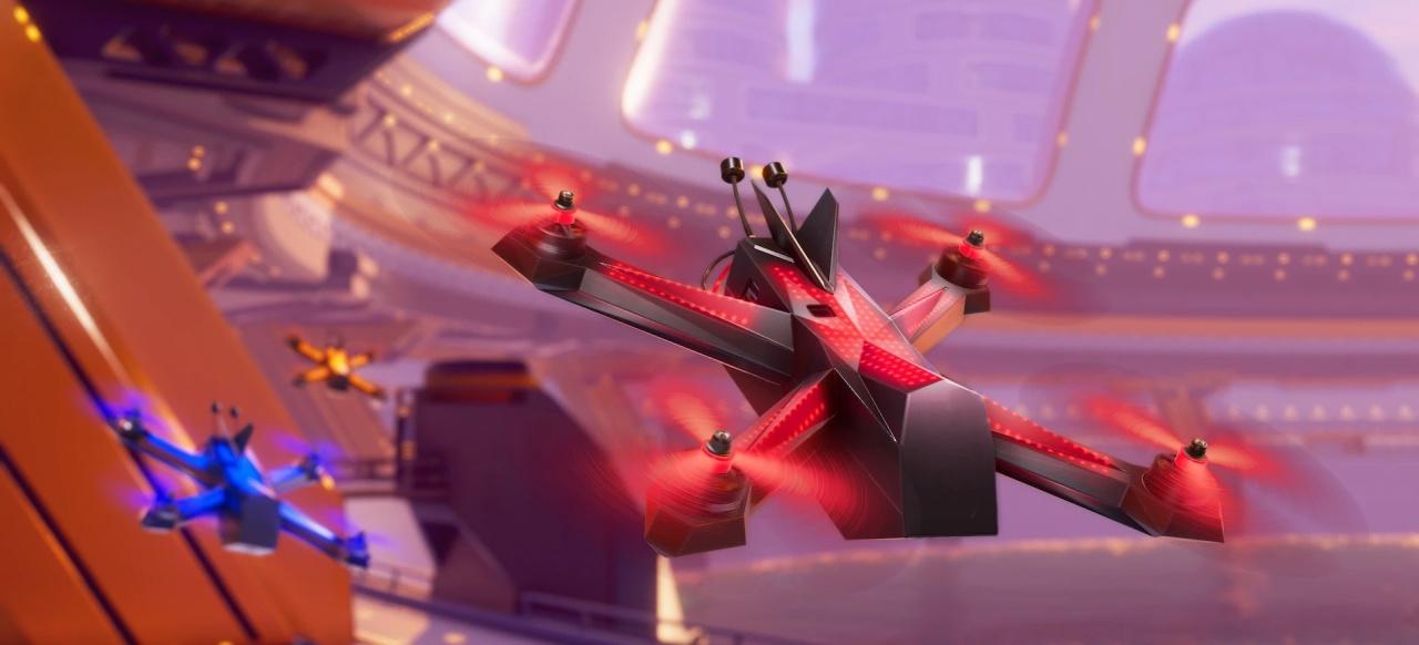 The Drone Racing League Simulator (Simulation) von The Drone Racing League