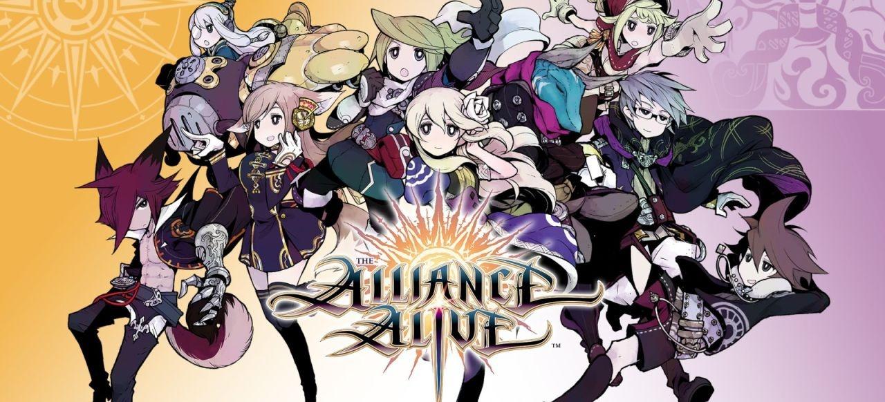 The Alliance Alive (Rollenspiel) von Atlus / SEGA / NIS America / Koch Media