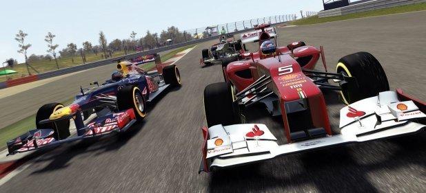 F1 2012 (Rennspiel) von Codemasters / Namco Bandai