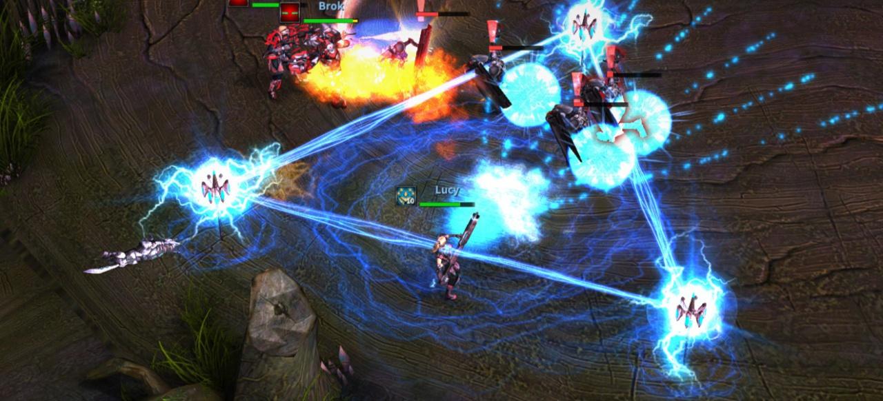 Wild Buster: Heroes of Titan (Rollenspiel) von Insel Games